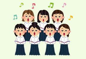 早良組女性合唱団しらべ